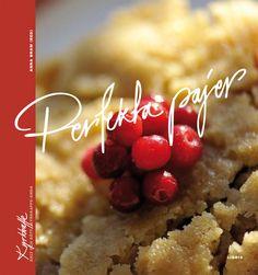 Boken Perfekta pajer är en del i Anna Braws populära kokboksserie som ges ut av Libris förlag