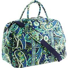Vera Bradley Grand Traveler Vera Bradley Luggage 74f2516c30a51