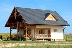 Nowoczesne domy drewniane, jakie buduje się w XXI wieku, oprócz wykorzystania naturalnego, szlachetnego surowca, niewiele mają wspólnego ze swoimi drewnianymi przodkami. Postęp technologiczny, suszenie komorowe, niemal nieograniczone możliwości obróbki sprawiają, że budownictwo mieszkaniowe przeżywa dziś swój renesans   http://www.liderbudowlany.pl/artykul/593/domy-drewniane-caloroczne