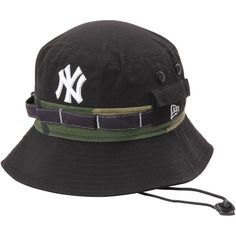36715c2171b 30127 c8e09  promo code for new york yankees new era camo band bucket hat  black 7b7f2 411ef