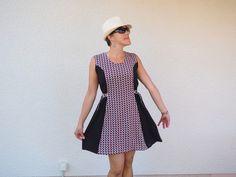 Sur un fil...... Casual, How To Make, Inspiration, Dresses, Fashion, Sons, Sewing, Dress Ideas, Fashion Ideas