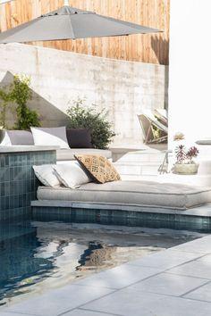 Gordana Golubovic LA House Pool, Photo by Lauren Moore