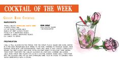 """""""GIGGLING THE NIGHT AWAY with this Giggly Rose Cocktail http://www.seekwine.com.au/pages/Seek-Blog.html"""""""