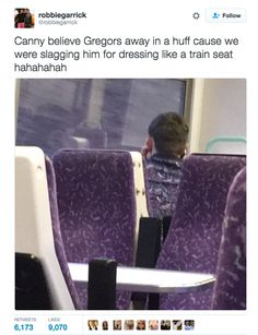 And this: | 26 Times Scottish People Were A Gift The Internet Didn't Deserve