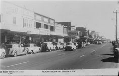 Nepean Highway, Chelsea Melbourne Victoria, Victoria Australia, Copyright Free Images, Australian Continent, Largest Countries, Small Island, Tasmania, Continents, Old Photos