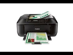 Canon PIXMA MX472 Wireless All-In-One Inkjet Printer - Review