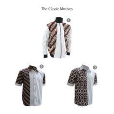 Classic Mitives on Batik Medogh #jaketbatikmedogh #kemejabatikmedogh http://medogh.com/baju-batik-pria?page=2