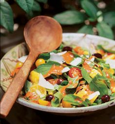 ... on Pinterest | White Bean Salads, Smoked Bacon and Goat Cheese Salad