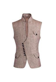 Waistcoat men - Portfolio of Dhruv Vaish Indian Men Fashion, Mens Fashion Suits, African Fashion, Terno Casual, Indian Groom Wear, Waistcoat Men, Mens Kurta Designs, Herren Style, Nehru Jackets