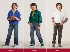 Signature by Levi Strauss & Co.™ - Casual, comfortable style!