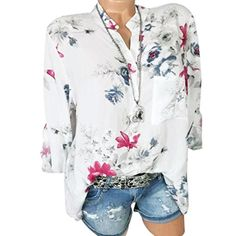 Nouveau Débardeur Grande Taille Tunique Femme Top Multi Couleur Imprimé Floral Chemisier en mousseline de soie