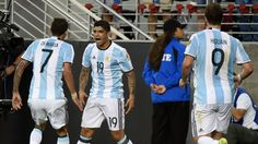Argentina Gets Pound Of Flesh From Chile, As Lionel Messi Seats On Bench