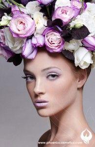 Makeup by Phoenix Renata for Phoenix Cosmetics   www.phoenixcosmetics.com