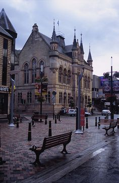 Inverness...the first place I ever ate in the UK was that McDonalds. (unfortunately)