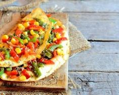 What healthy people really eat for lunch Omelettes, Vegetarian Recipes, Cooking Recipes, Healthy Recipes, Healthy Meals, Workout Meal Plan, Eat Lunch, Fitness Nutrition, Vegetable Pizza