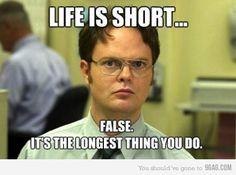 Dwight wisdom