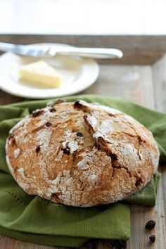 no knead honey raisin bread - No Knead bread is now my go-to gift bread, even though I can't eat it.