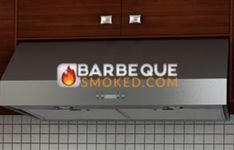 Ancona Range Hood Reviews & Barbeque Smoked