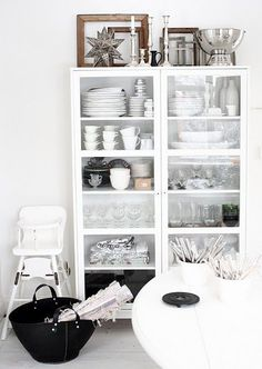 Ikea cupboard?? skåp ikea linnarp mokkasin - sublime decor i must have for dining room!! :-)