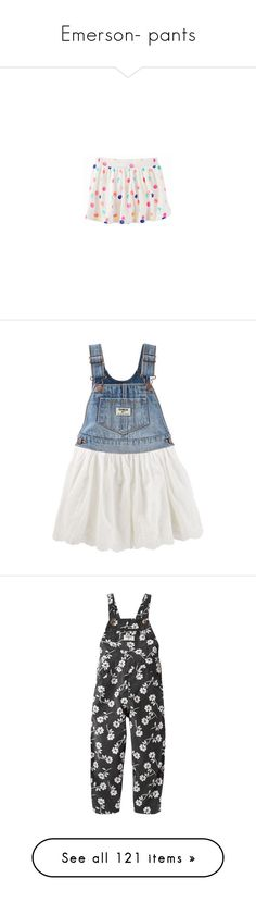 """""""Emerson- pants"""" by thecollinfamily ❤ liked on Polyvore featuring gallagherfamily, oxford, pink dogwood, baby, shorts, dresses, kids, skirts, baby girl and lua clothes"""