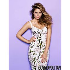 Ashley Benson Covers Cosmopolitan, Speaks on Pressure to Go Nude ❤ liked on Polyvore
