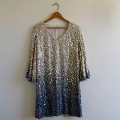 HOLIDAY frock! #sparkle #glitter #sequins