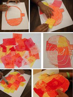 10 Halloween Art Lessons for kids