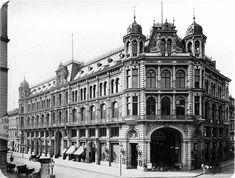 die Kaisergalerie in der Friedrichstrasse