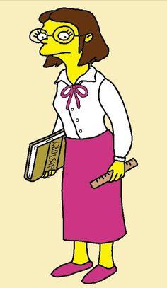 2nd grade teacher, Ms. Hoover