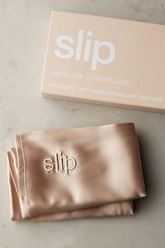 Slip Silk Pillowcase $79.00 in Caramel (2)