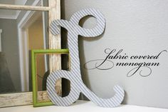 fabric-monogram