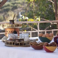Traditional Cretan Breakfast at Cressa Ghitonia Village - Vintage Hotel & Spa