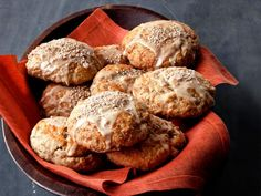Get Maple-Oatmeal Scones Recipe from Food Network (uses Buttermilk)