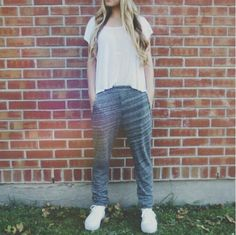 Comfy and casual at brandy #casual #fashion #brandymelville #brandymelvillecanada