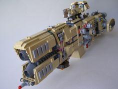 """Behemoth-Class UNSC Frigate """"The Desert's Spirit"""""""