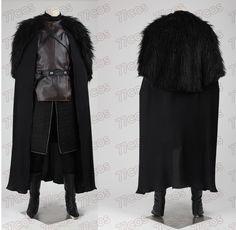 Jon Snow Halloween Costume