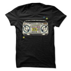 Pop Boombox T-Shirts, Hoodies. BUY IT NOW ==►…