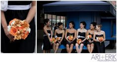•South Street Seaport NYC Wedding || ari + erik wedding photographers•