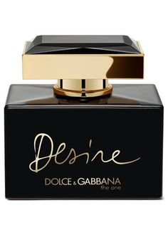 Desire by Dolce & Gabbana What it smells like: Fresh top notes of mandarin, lychee and bergamot with a heart of lily of the valley, tuberose, lust-educing jasmine and juicy plum nectar.  What it says about you: You're seductive