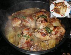 Endives au poulet