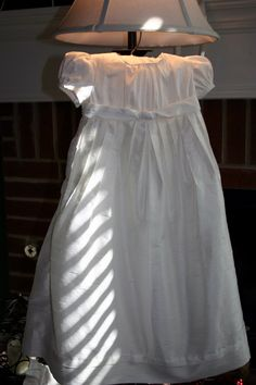 simple and beautiful blessing dress