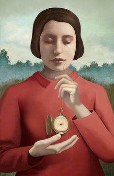 """Look suspended"" by Daria Petrilli"