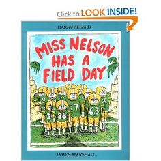 Miss Nelson Has a Field Day  2nd DRA Level 28