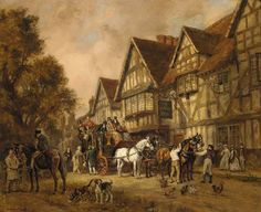 Frank Moss Bennett (1874-1953) | The Kings Arms, Ombersley, Worcestershire | Christie's www.christies.com512 × 418Buscar por imagen The Kings Arms, Ombersley, Worcestershire Henry Gillard Glindoni . The Flower Girl - Buscar con Google