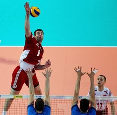 FIVB World League: Italy v Poland - Paolo Bruno/Stringer/Getty Images Sport/Getty Sport