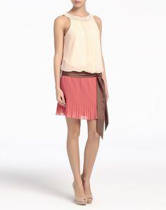 Vestido Studio Classics - Mujer - Vestidos - El Corte Inglés - Moda Vestidos Flapper, Moda Online, Ballet Skirt, Tunic Tops, Studio, My Style, Classic, Skirts, Collection