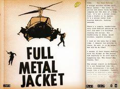 Exclusive: Matthew Modine On His Full Metal Jacket Diary iPad app, Kubrick, Nolan, and more