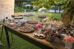 The perfect dessert table