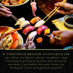 Co kraj to obyczaj :) W krajach azjatyckich siorbanie podczas jedzenia jest wyrazem pochwały dla kucharza. #azja #Chiny #Korea #siorbanie #smacznego #danie #posiłek #aprobata #pochwała #potrawa #smakowite #jedzenie #zwyczaje #obyczaje #kultura #Asia #China #dish #tasty #traditions #loud #houswife #panidomu #cook #kucharz