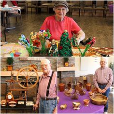 Craft fair displayed by residents at St. Martin Village in Rapid City, SD. Click to view more photos from the event. #GoodSamaritanSociety